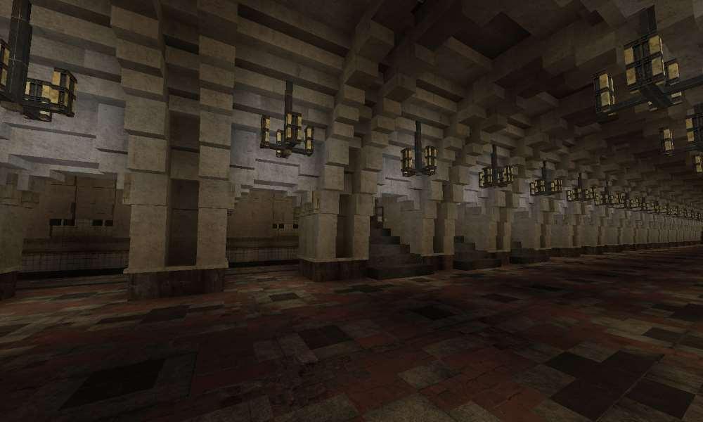 Metro 2036 minecraft server.